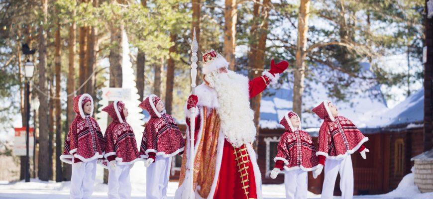 Что посмотреть в Великом Устюге в новогодние праздники с детьми