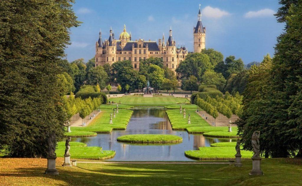 Красивейшие места и достопримечательности в Германии