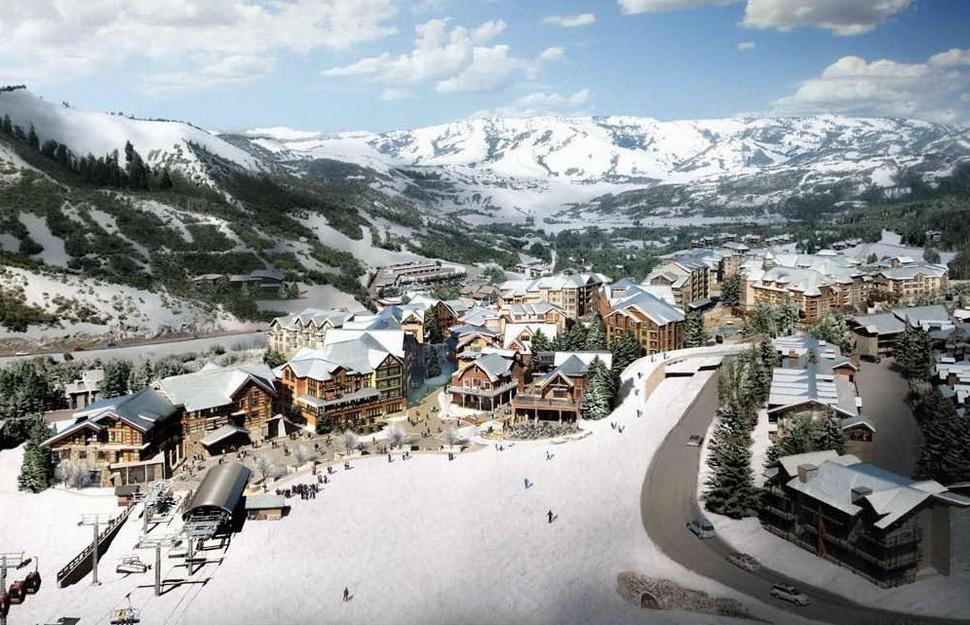 Самые большие горнолыжные курорты