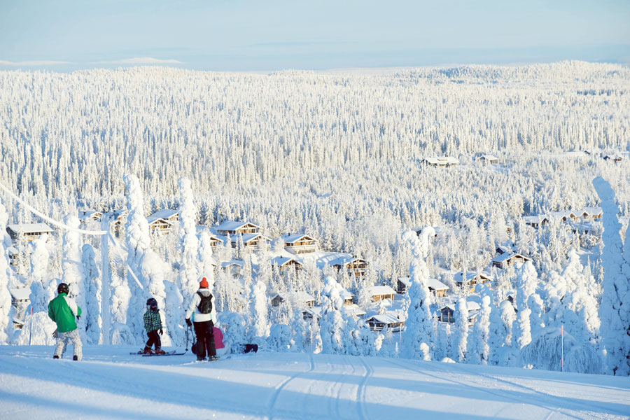 Самые лучшие горнолыжные курорты список