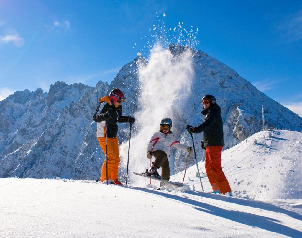 Лучшие горнолыжки мира