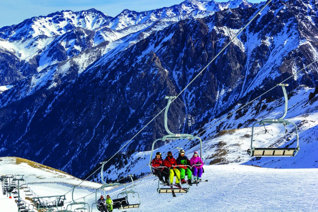 Недорогие горнолыжные курорты мира