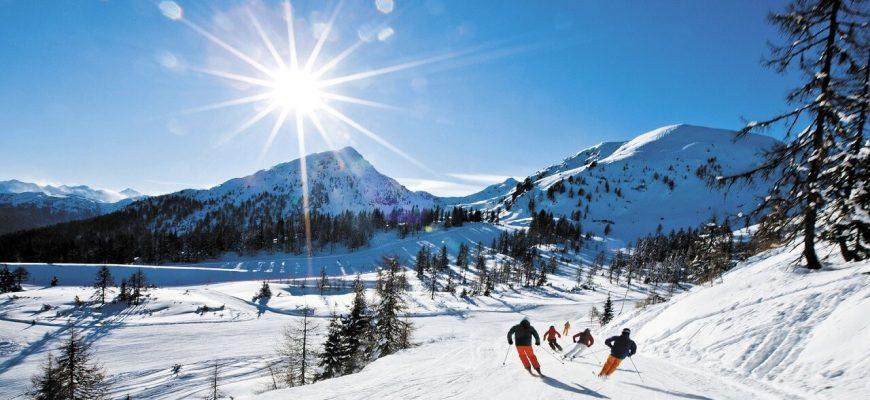 Список лучших горнолыжных курортов мира