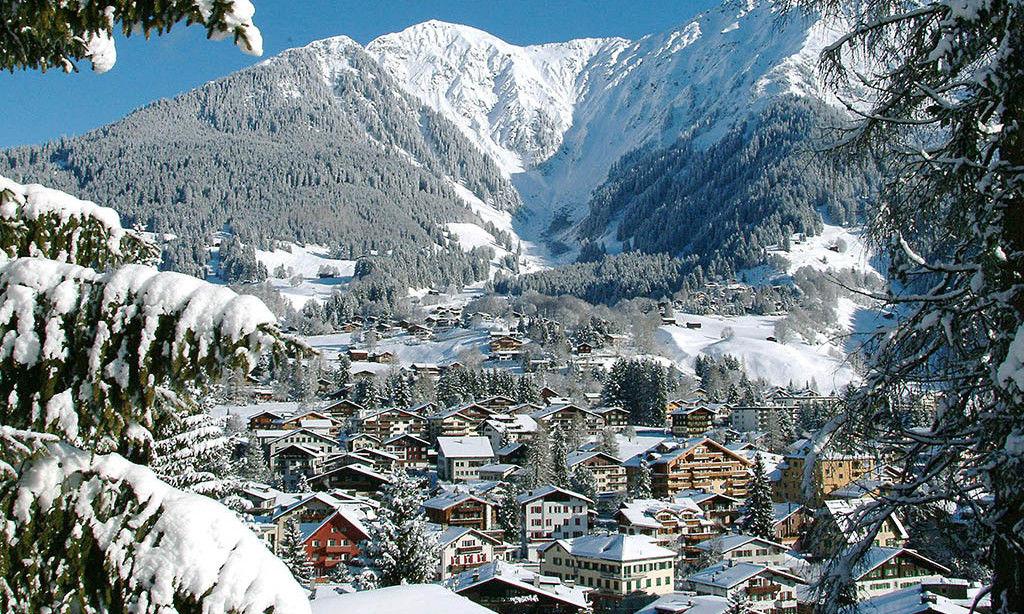 Лучшие курорты Швейцарии