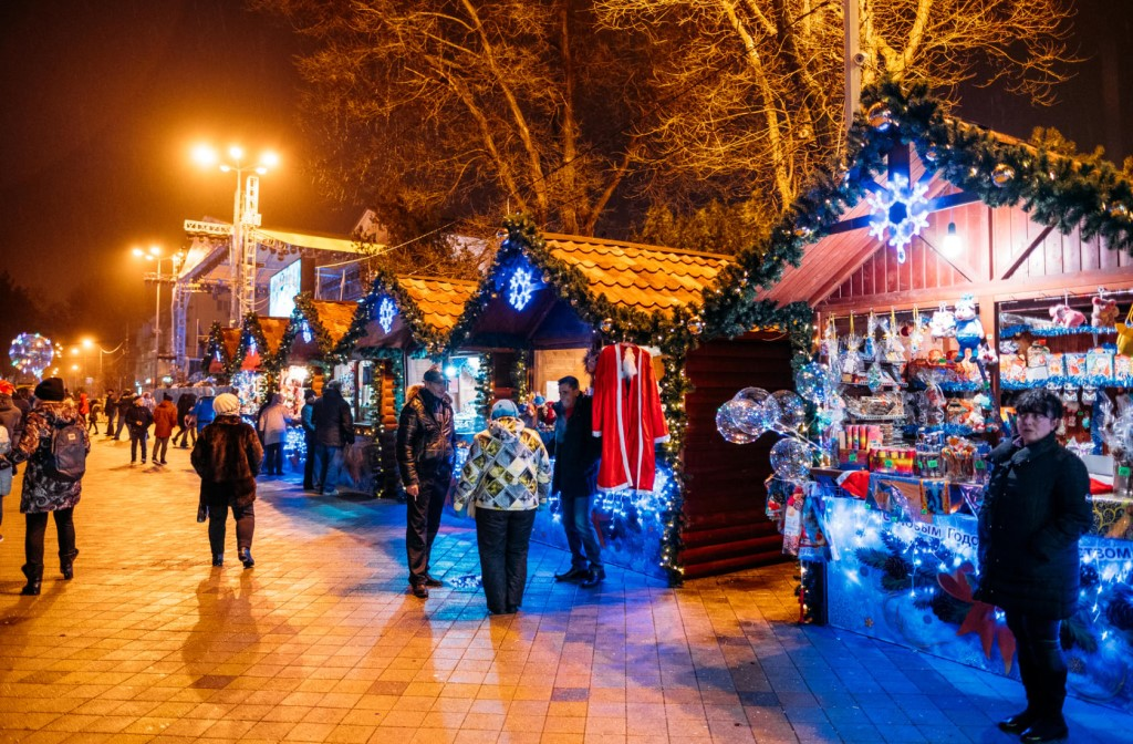 Где провести новогодние праздники в Калининграде