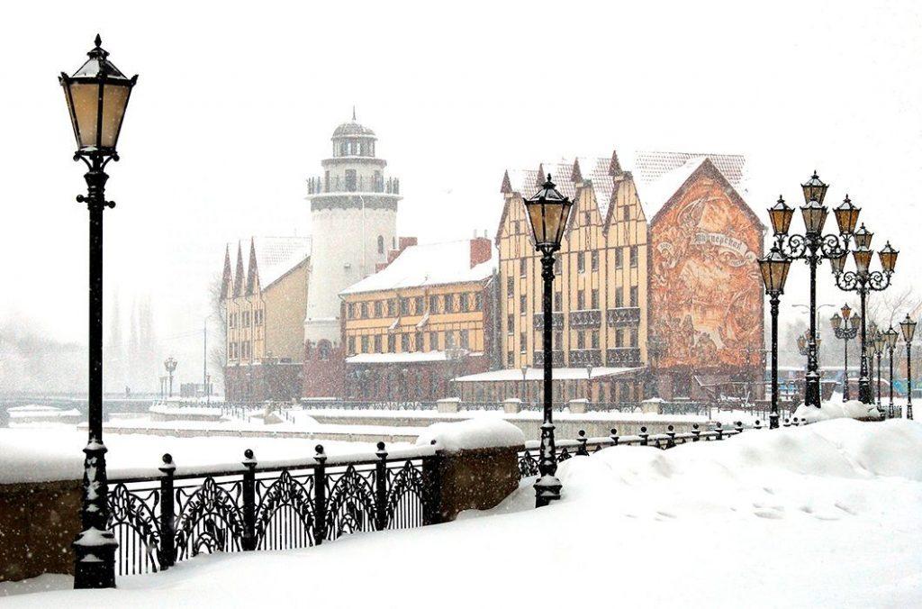 Что посмотреть в Калининграде в зимние праздники