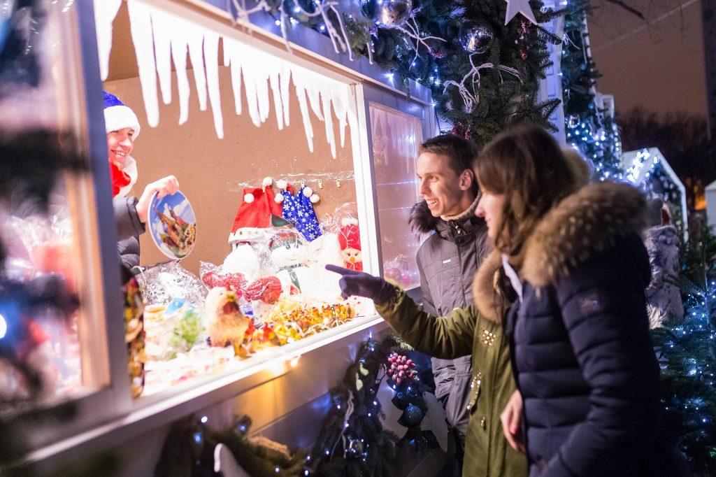 куда сходить на новогодние каникулы в Москве