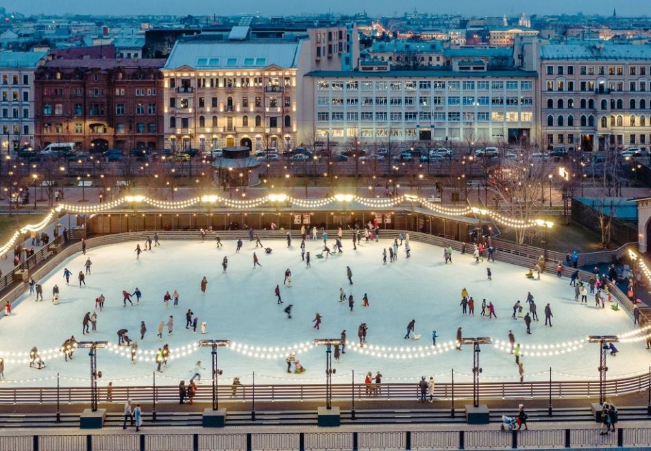 Где побывать в Санкт-Петербурге зимой