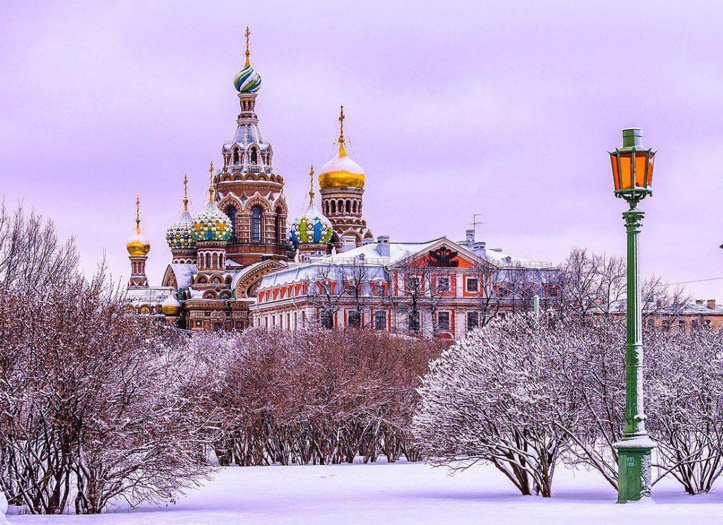 Куда обязательно сходить в Санкт-Петербурге зимой