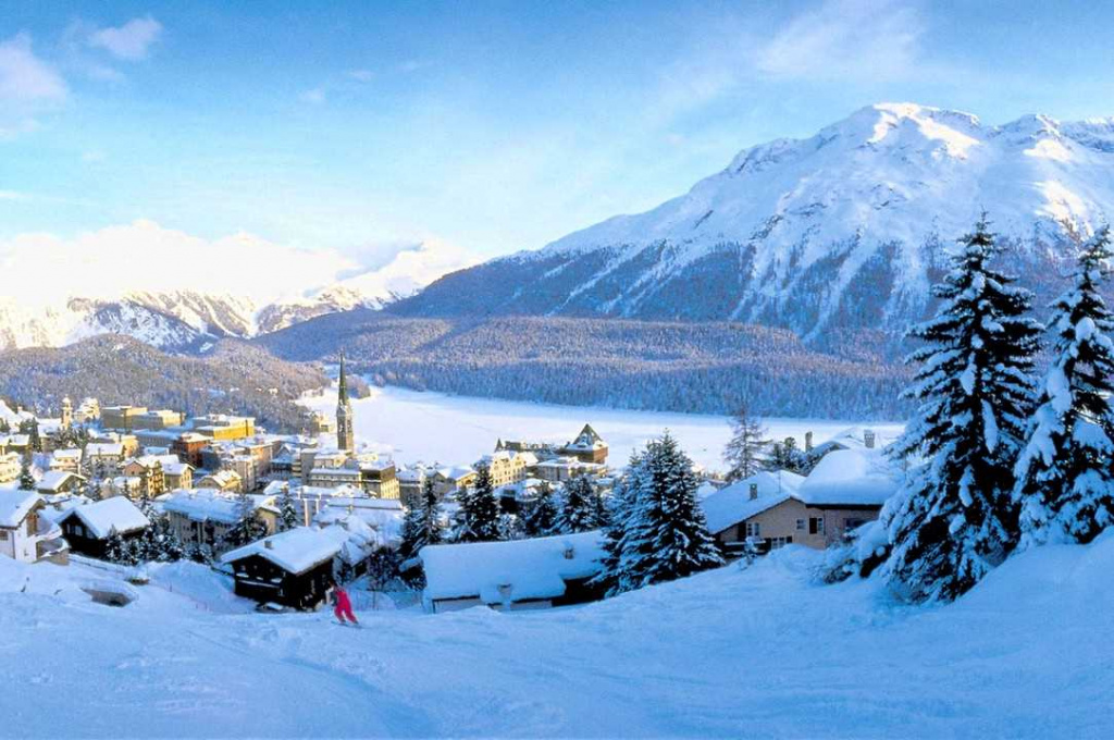 Где отдохнуть в Швейцарии