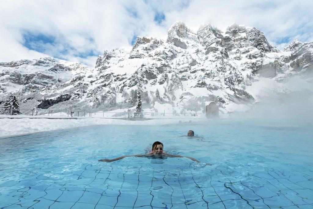 Термальные курорты в Швейцарии