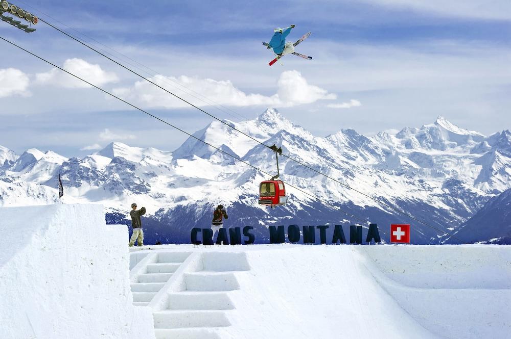 Зимние курорты в Швейцарии