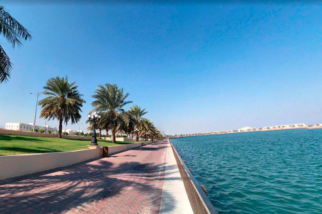 Описание курортов в ОАЭ
