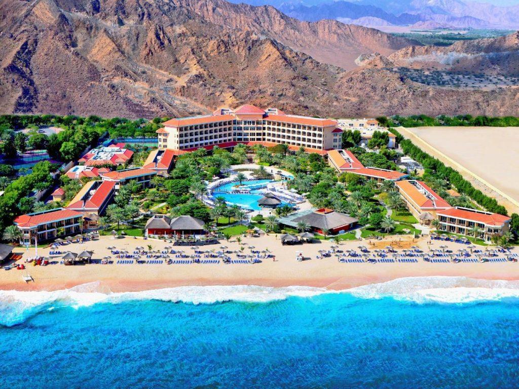 Где провести отдых в ОАЭ