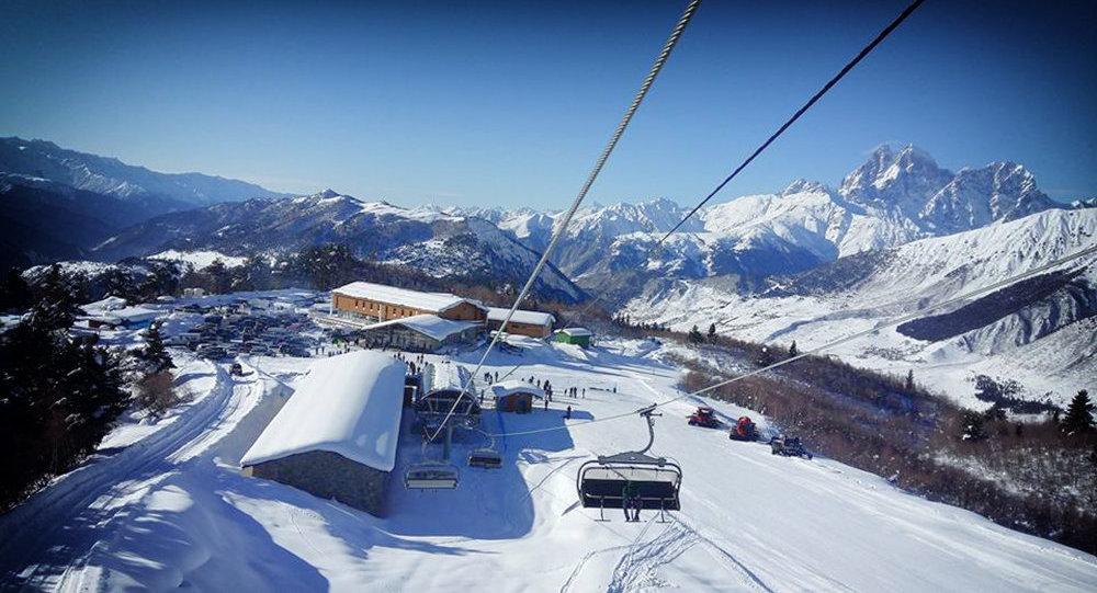 Лыжные курорты мира