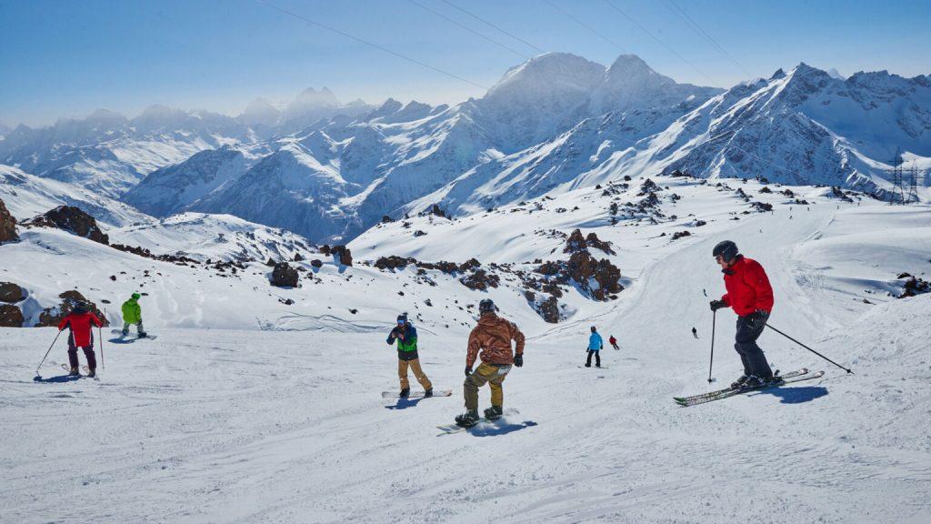 Недорогой отдых зимой в горах