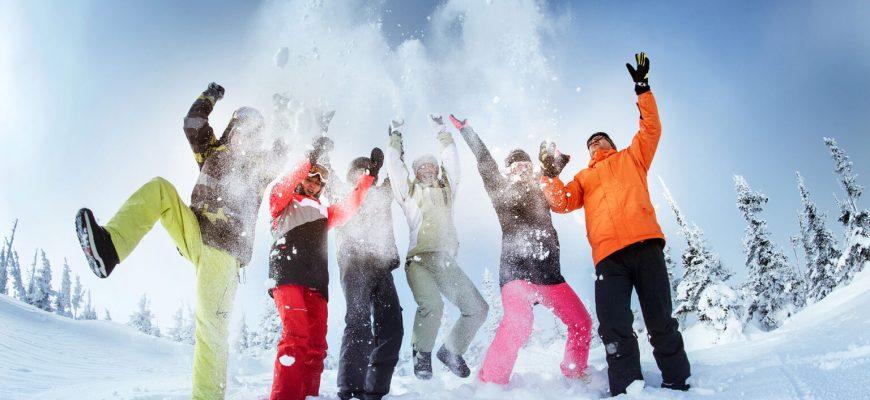 Где отдохнуть на зимних каникулах в 2022 году