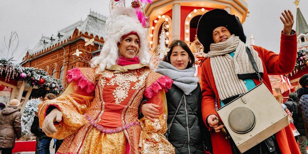 Где отдохнуть на новогодние праздники в Москве